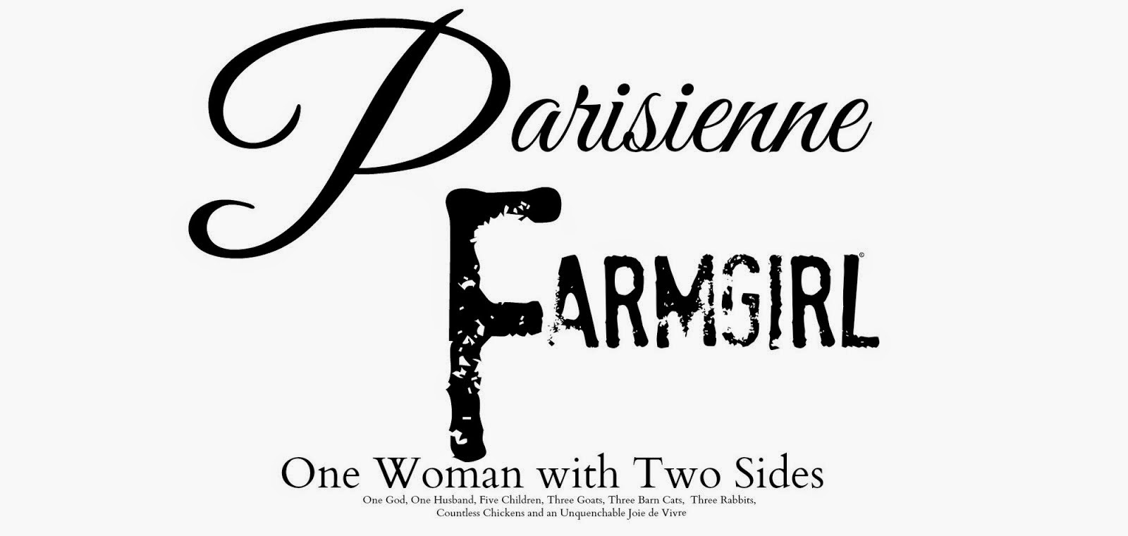Parisienne Farmgirl