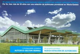 2014: NUEVA ESTACIÓN DE AUTOBUSES
