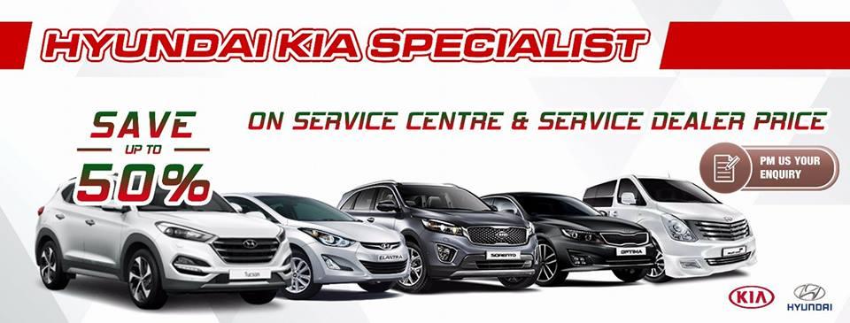 Hyundai Kia Specialist