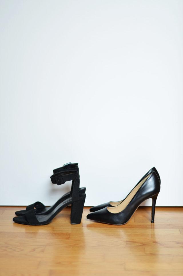 Ohcommentçava - Escarpins et sandales zara