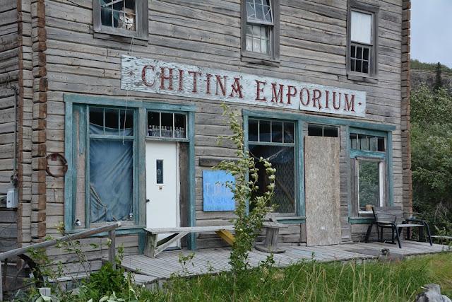 Chitina Alaska emporium