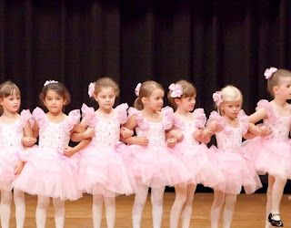 myers park 4 year old dance class