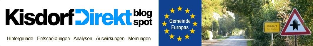 Kisdorf direkt - der Politik-Blog