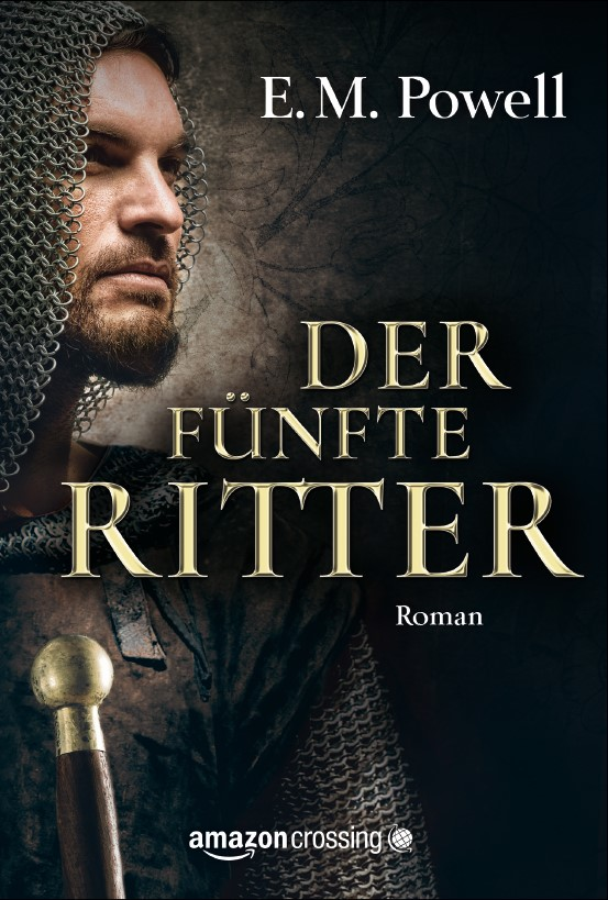 First translation for THE FIFTH KNIGHT-  now a Bild bestseller!