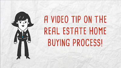 Video Tip on the Home Buying Process