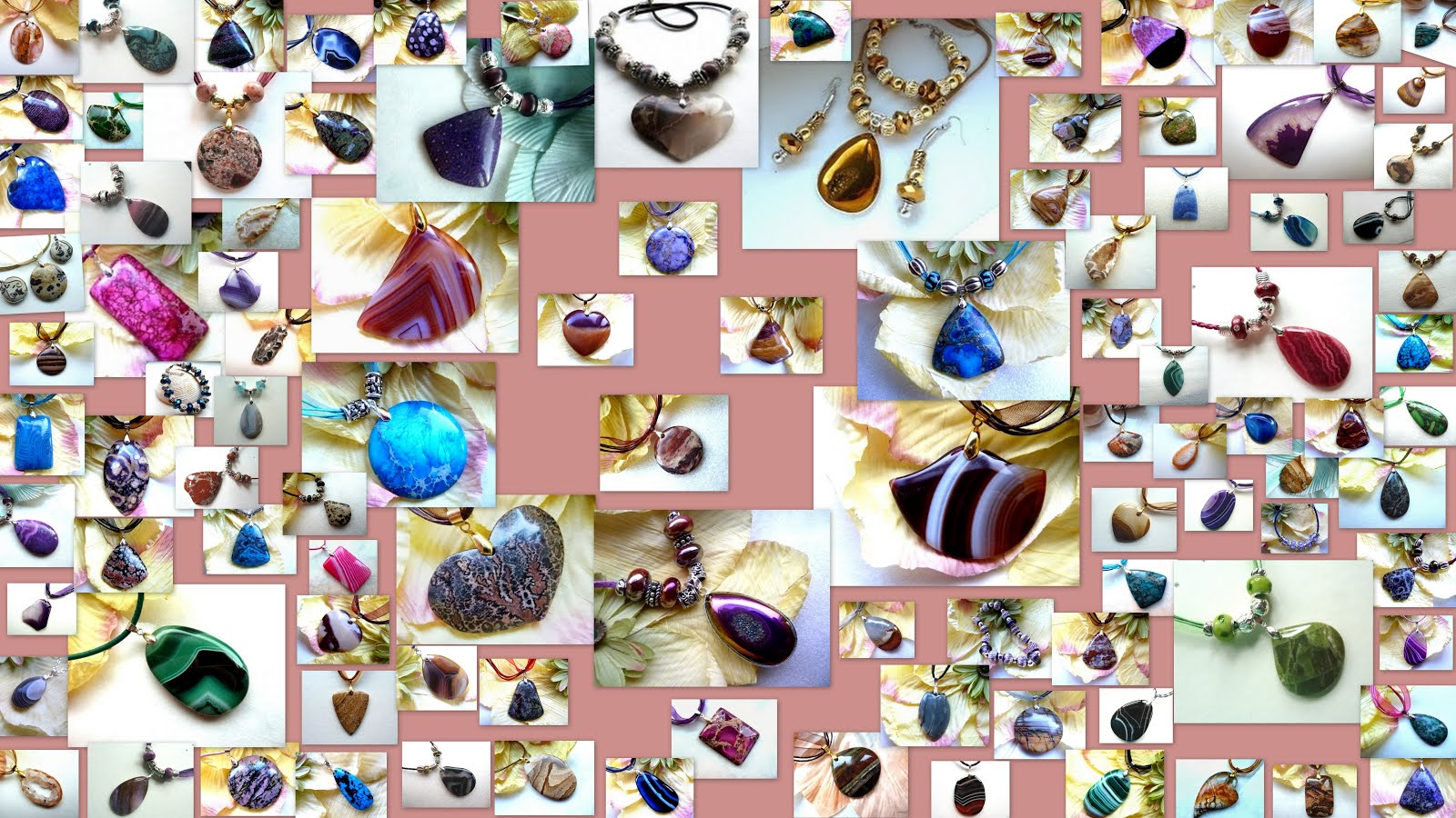 My Google Plus Handmade Jewellery and Cards page