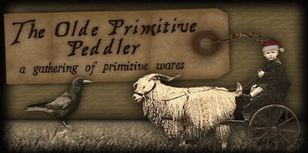 PrimitivePeddler-AuntBeesPrimitiveShoppe