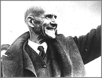 wealth and eugene debs 42 quotes from eugene v debs: 'i am opposing a social order in which it is possible for one man who does absolutely nothing that is useful to amass a fortune of hundreds of millions of dollars, while millions of men and women who work all the days of their lives secure barely enough for a wretched existence', 'in every age it has been the tyrant, the oppressor and the exploiter who has.
