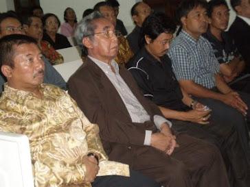 KOSAPLAWAN NEWS BERSAMA WALIKOTA SURABAYA; BAMBANG DH DAN TOKOH DPR-RI