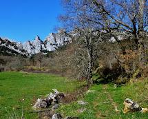 Domingo 5 de noviembre                             RUTA DE LOS SENTIDOS. Soncillo - Tudanca de Ebro