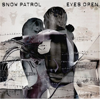Snow Patrol Eyes Open CD Capa