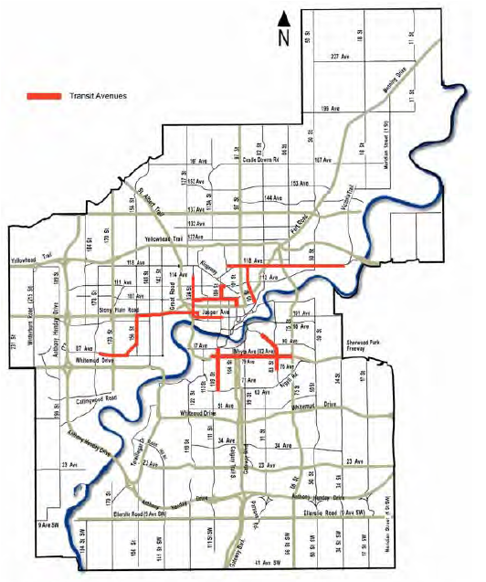 The south fraser blog comparing metro vancouver and the edmonton transit avenues in edmonton red sciox Image collections