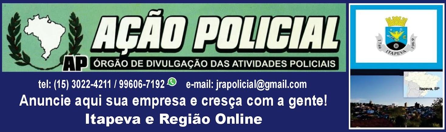 JORNAL AÇÃO POLICIAL ITAPEVA E REGIÃO ONLINE