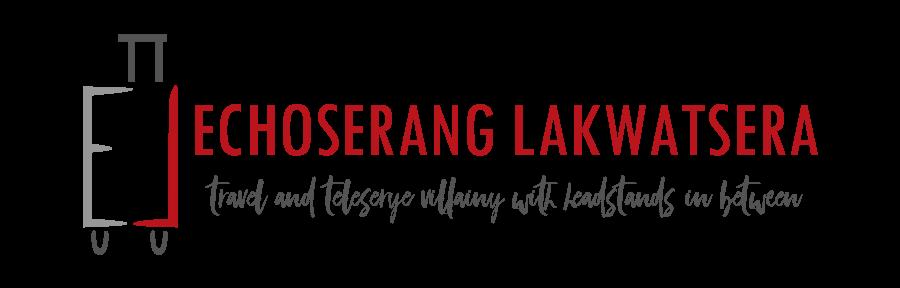 Echoserang Lakwatsera