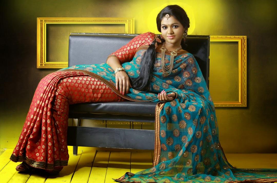 Tamil heroine Shalu glam pics-HQ-Photo-1