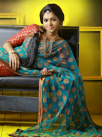 Actress Shalu Traditional looking Portfolio photos-cover-photo
