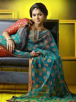 Actress Shalu Traditional looking Portfolio photos-cover-photo