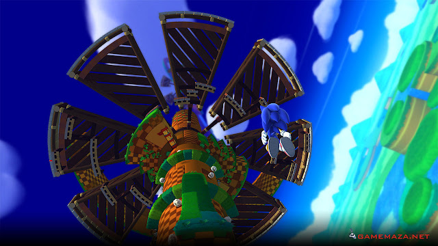 Sonic Lost World Gameplay Screenshot 4