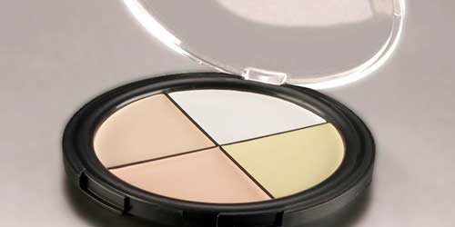 corrector de maquillaje para conseguir una piel de terciopelo