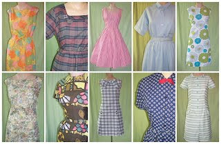 vintage style clothee