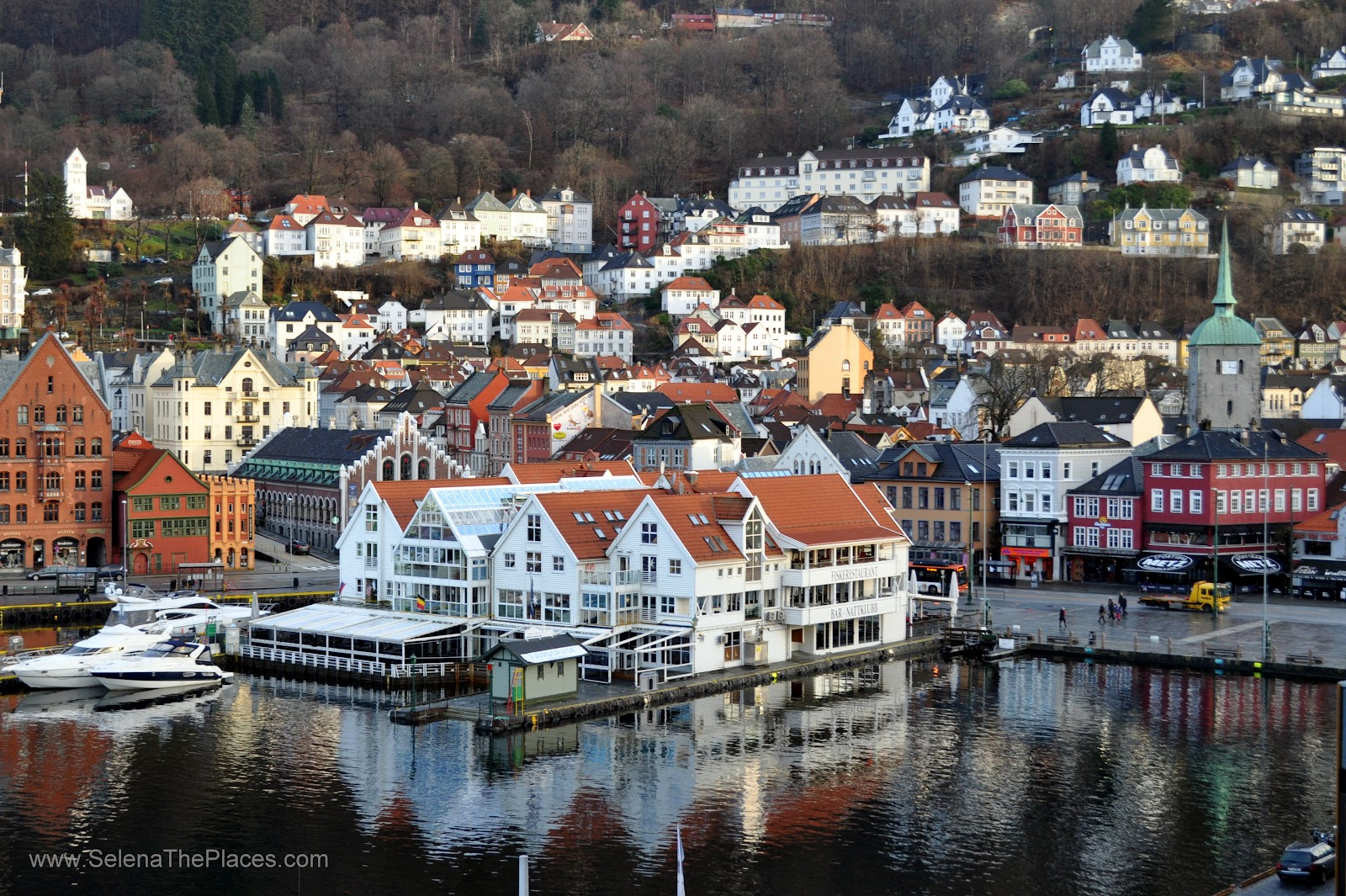 Oh, the places we will go!: Bergen, Norway
