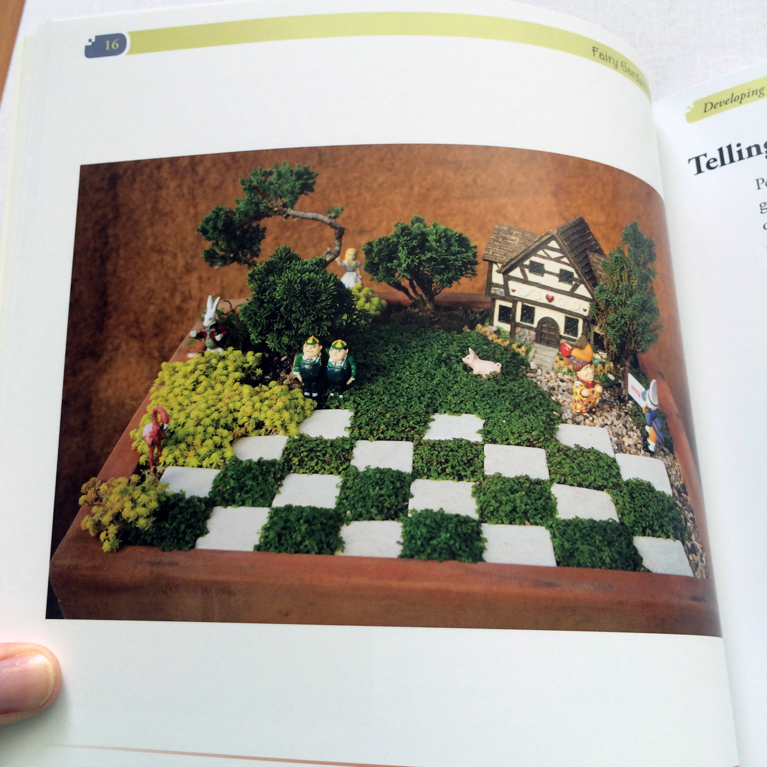Scientific Culture Book Review Fairy Gardening And Fairy Gardening 101