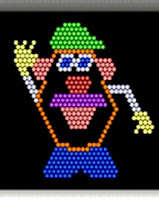 LITE-BRITE