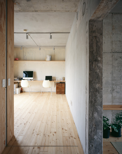 T D C Interior Styling Concrete Wood