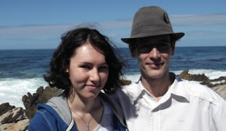 photo of carmia cronje and gert jordaan