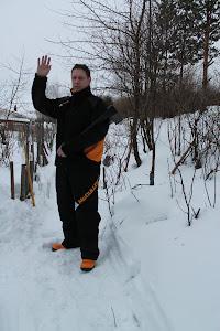 Tilaa metsien mies lumimies talkkari kotitalous- ja puutarhatarpeisiin
