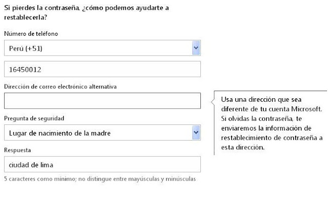 crear un correo electronico nuevo
