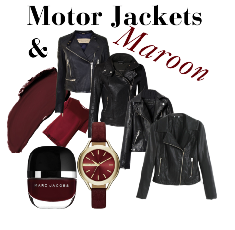 fashion, beauty, fall, clothes, shopping, boots, blundstones, polyvore, leather jacket, jacket, maroon, berry