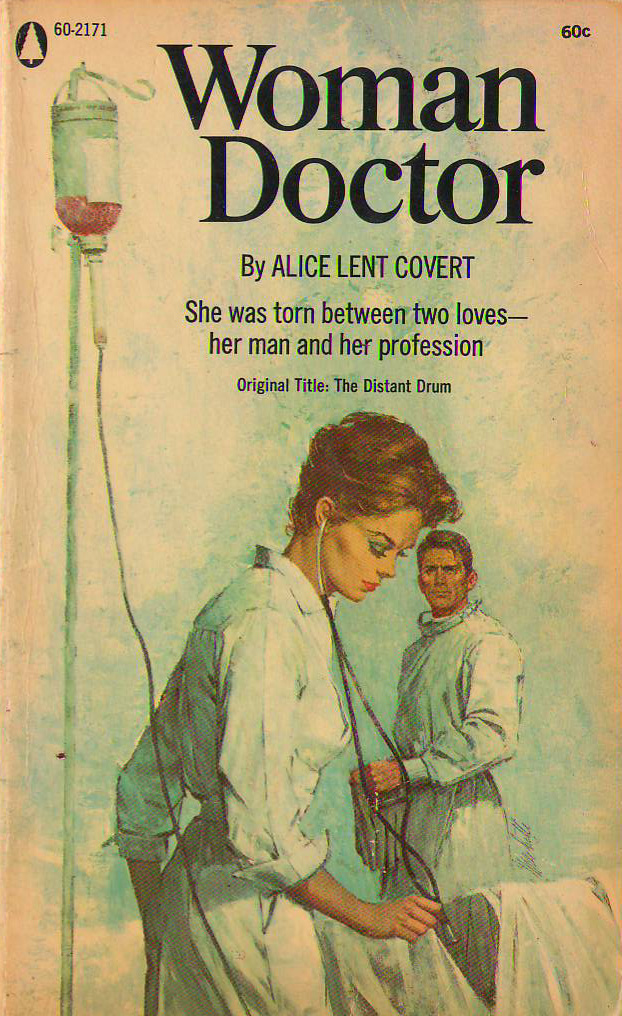 Vintage Nurse Romance Novels Woman Doctor