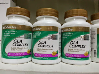 Kabaikan GLA Complex Shaklee