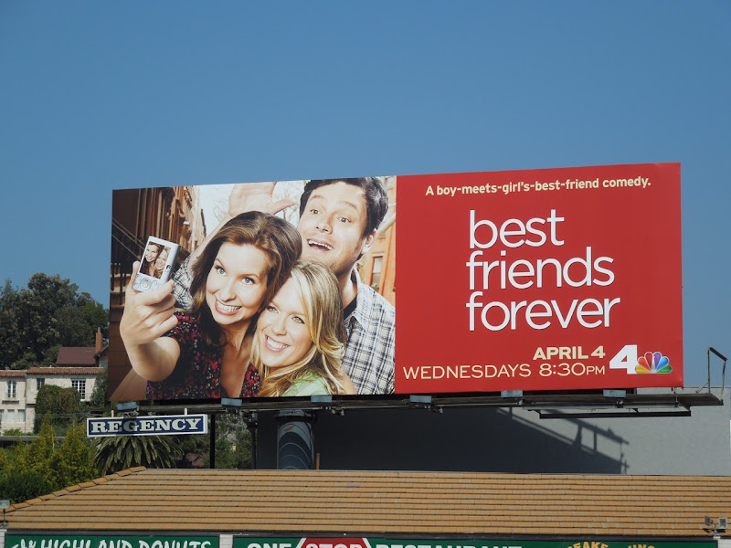 BFF TV billboard