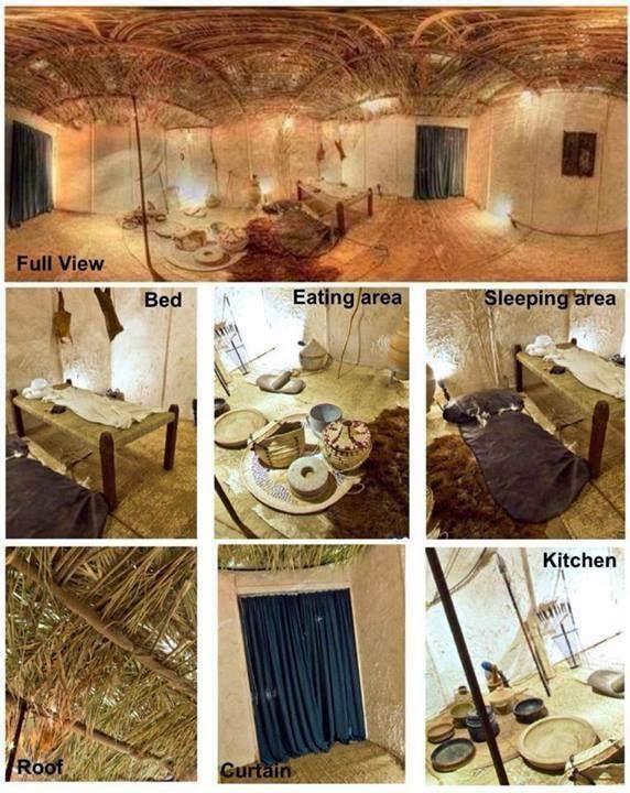 Wajib Baca Replika Rumah Rasulullah Berdasarkan Hadis