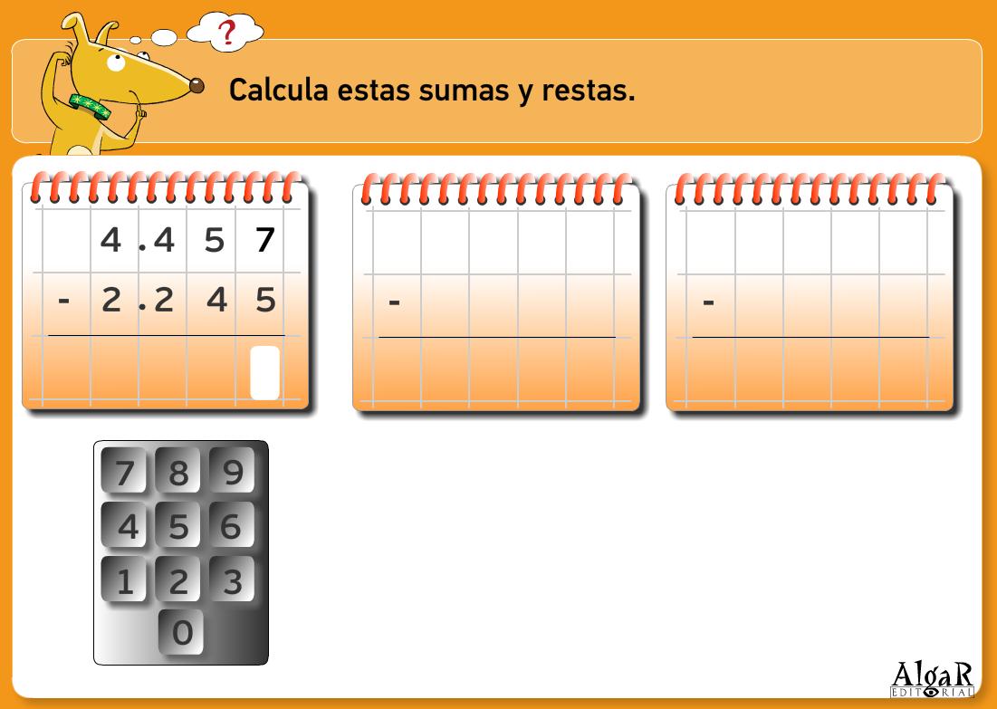 http://www.primerodecarlos.com/TERCERO_PRIMARIA/archivos/actividades_capicua_tercero/3/operaciones_directas.swf