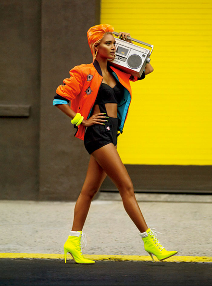 The Queen Of Hip Hop Neon Mamacita
