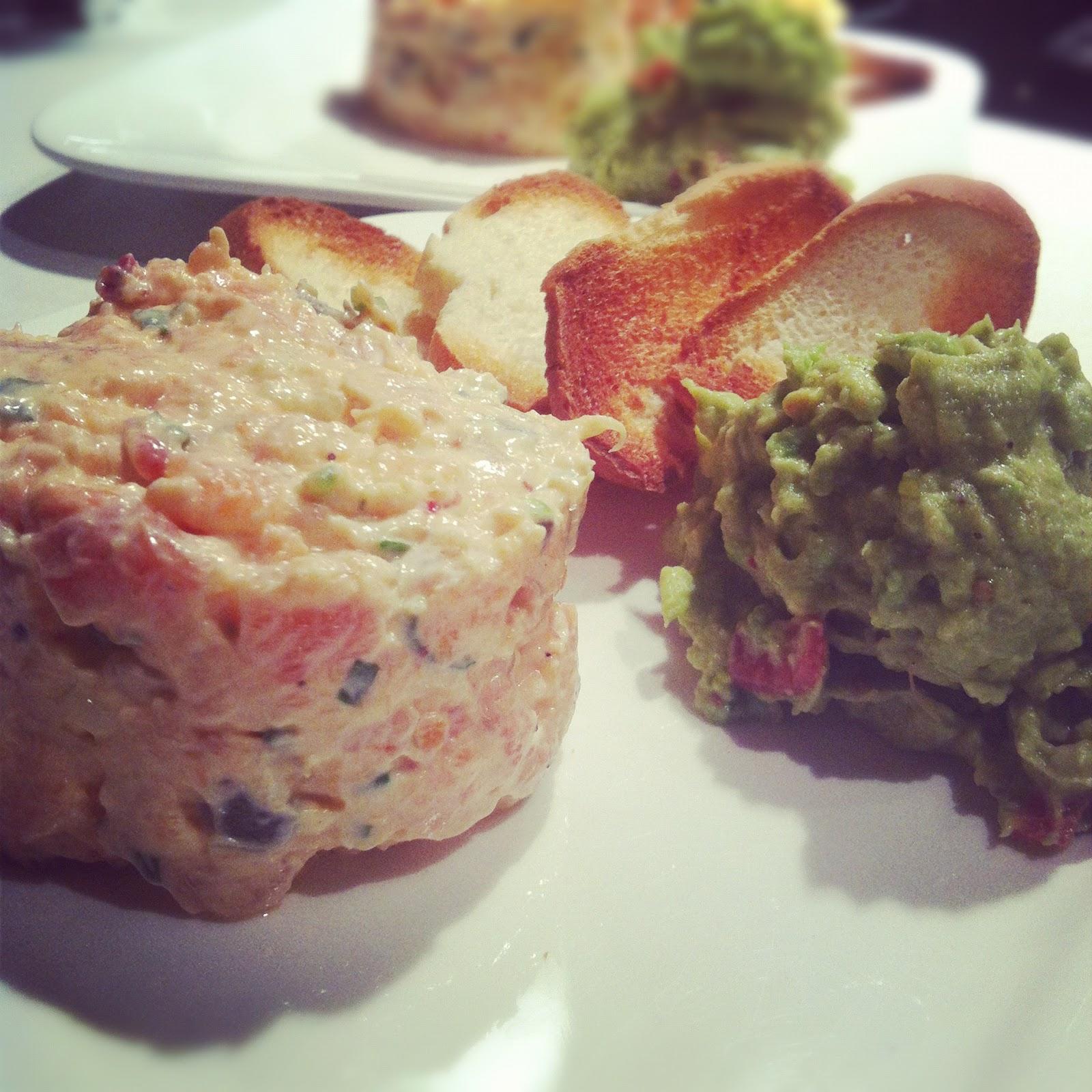 Blog de cuisine wannabe tartare de saumon le meilleur - Meilleur blog cuisine ...