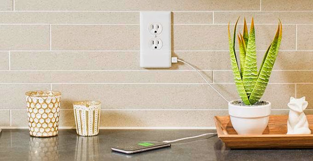 Space Saving Ideas For Home - Snappower Recharger