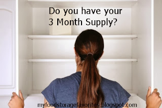 3 Month Supply