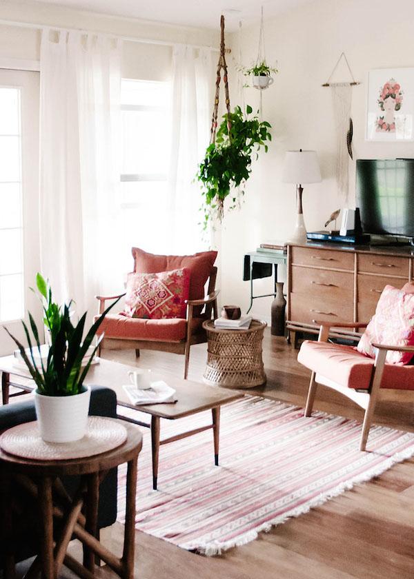 my scandinavian home a relaxed boho family home in florida
