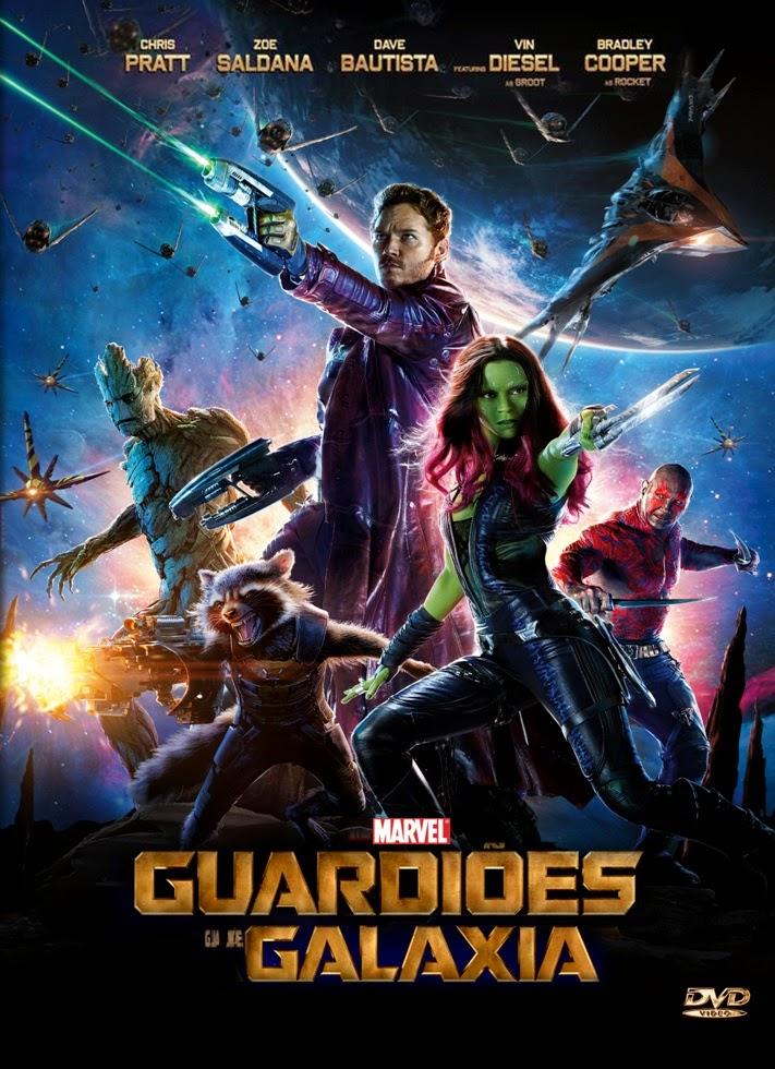 Guardiões da Galáxia – Dublado (2014)