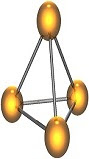 Phosphorus molecule.