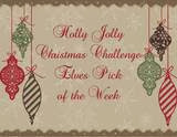 A Top Pick at Holly Jolly Christmas Challenge-11/18/2013