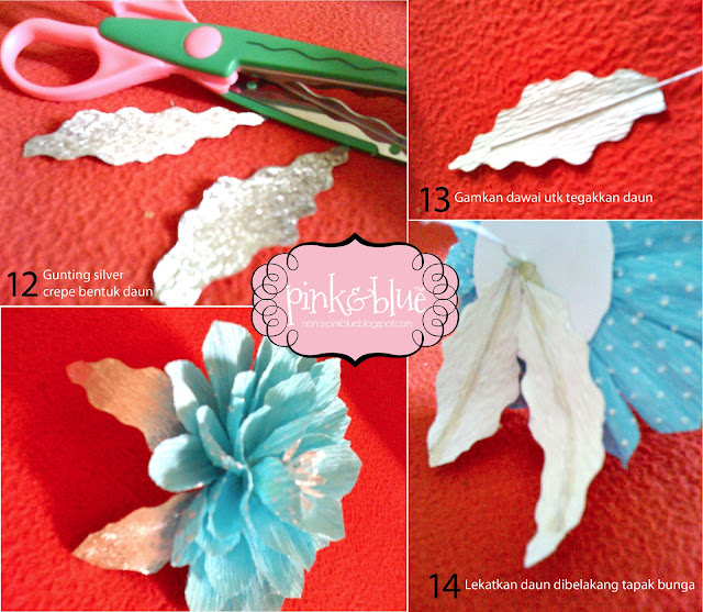 Pin Diy Bunga Telur Crepe Paper on Pinterest