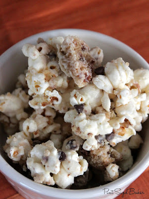 Pint Sized Baker: Chocolate Chip Cookie Popcorn