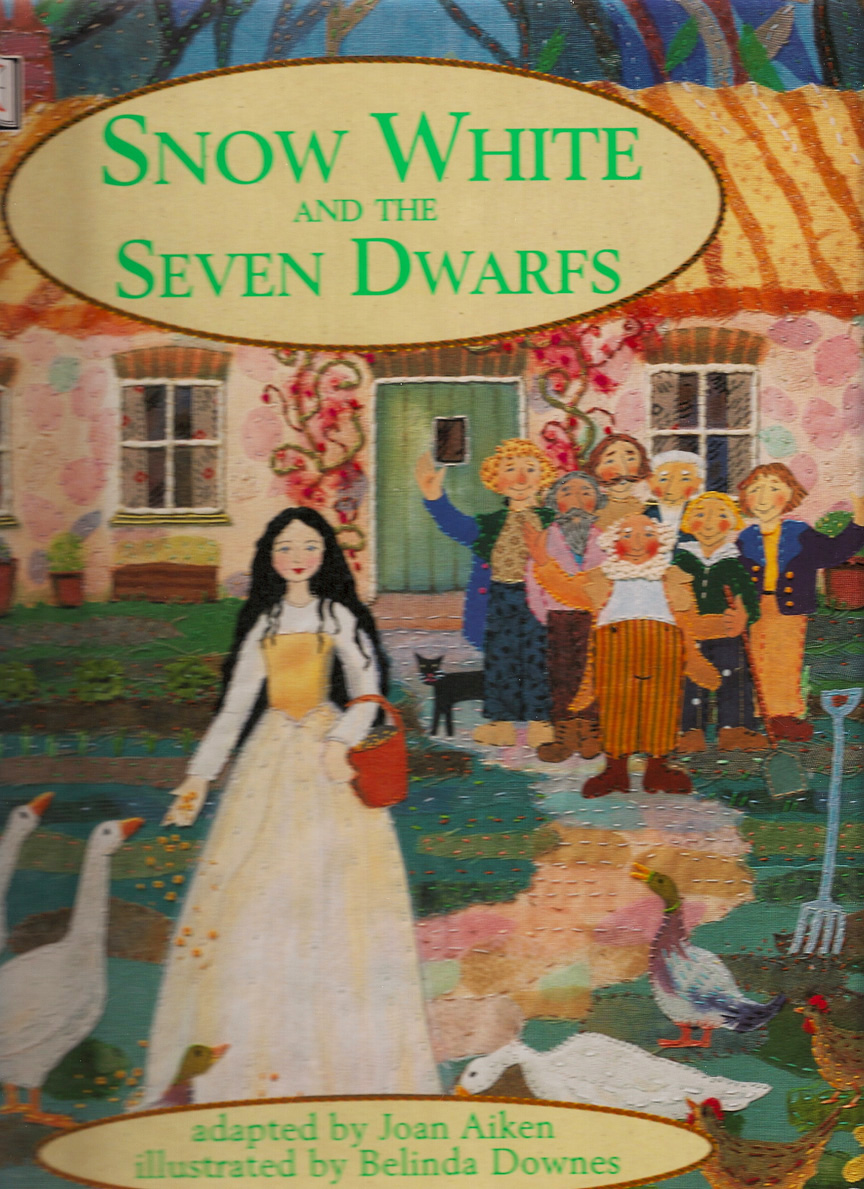 Book Cover Of Snow White ~ The art of children s picture books snow white and
