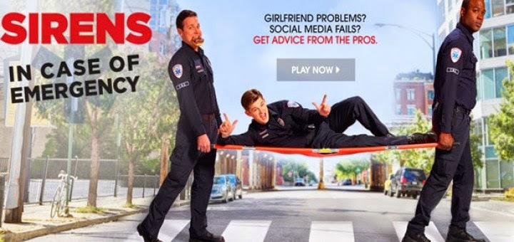 Assistir Sirens US 2 Temporada Online