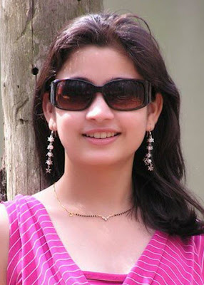 Devanshi Shah - Very Fair and Cute Gujarati Babe with Glasses